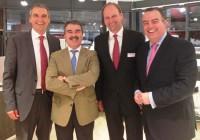 MIELE 集团合伙股权人与西班牙总经理