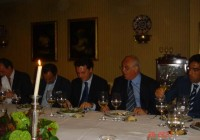 Dinner with Mr. Adolfo Suárez Illana