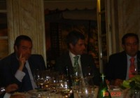 Forum Dinner with Adolfo Suarez Illana