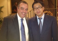 Chief Secretary of the Chinese Embassy and Head of the Political Section
