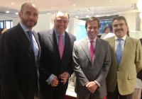 The Mayor of Alcobendas and Deputy Mayor and Delegate for Town Planning and Housing