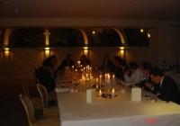 Cena con D. Jose Antonio Bordallo